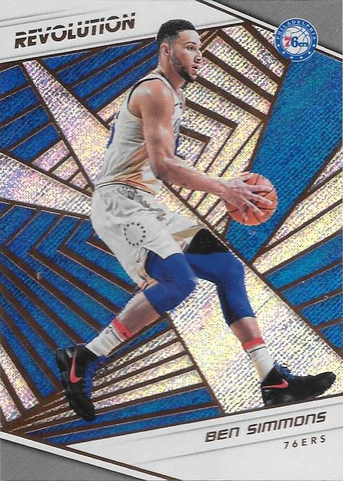 Ben Simmons, 2018-19 Panini Revolution Basketball NBA