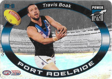 Travis Boak, Star Wildcard, 2017 Teamcoach AFL