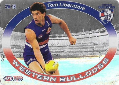 Tom Liberatore, Star Wildcard, 2017 Teamcoach AFL