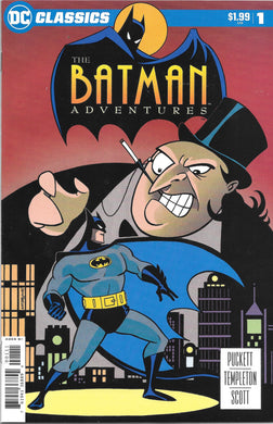 The Batman Adventures #1 Comic, DC Classics