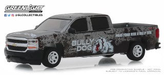 2018 Chevrolet Silverado Bully Dog, 1:64 Diecast Vehicle