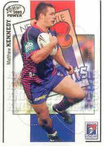 2005 Select NRL Power Set of 181 Rugby League cards