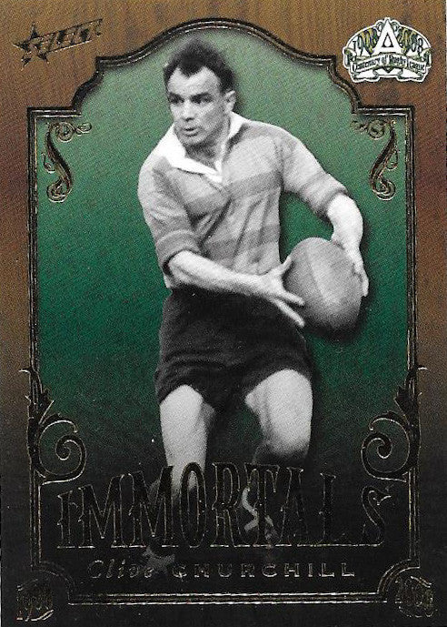 Clive Churchill, Immortals, 2008 Select NRL Centenary of Rugby League