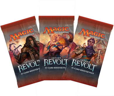 MAGIC THE GATHERING Aether Revolt - Booster Pack