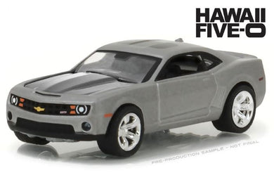 Hawaii Five-O 2010 Chev Camaro, 1:64 Diecast Vehicle