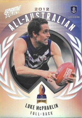 Luke McPharlin, All-Australian, 2013 Select AFL Prime