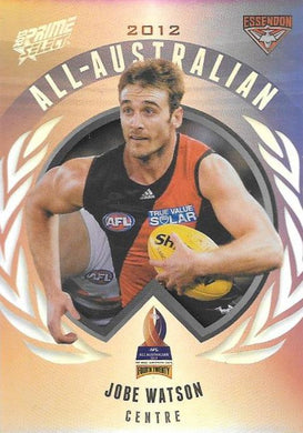 Jobe Watson, All-Australian, 2013 Select AFL Prime