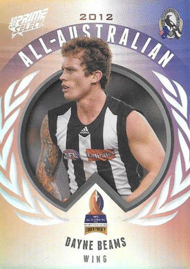 Dayne Beams, All-Australian, 2013 Select AFL Prime