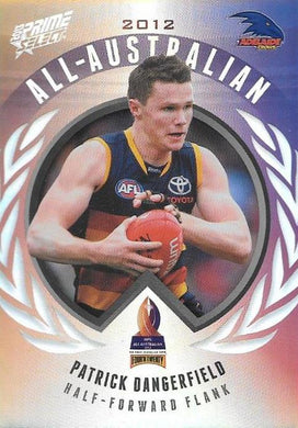 Patrick Dangerfield, All-Australian, 2013 Select AFL Prime