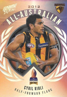 Cyril Rioli, All-Australian, 2013 Select AFL Prime