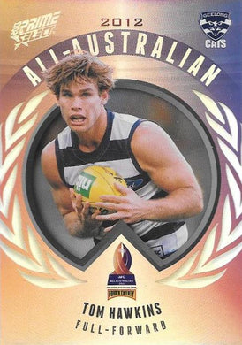 Tom Hawkins, All-Australian, 2013 Select AFL Prime