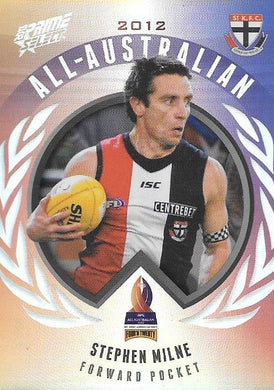 Stephen Milne, All-Australian, 2013 Select AFL Prime