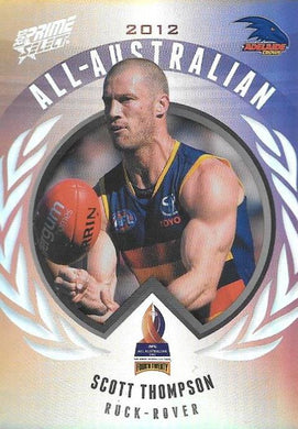 Chris Thompson, All-Australian, 2013 Select AFL Prime