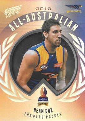 Dean Cox, All-Australian, 2013 Select AFL Prime