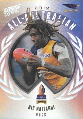 Nic Naitanui, All-Australian, 2013 Select AFL Prime