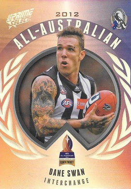 Dane Swan, All-Australian, 2013 Select AFL Prime
