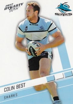 2012 Select NRL Dynasty Set of 196 Rugby League cards