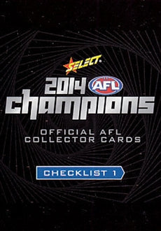 2014 Select AFL Champions Set of 220 Football cards