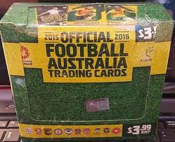 2015-16 TapnPlay A-League Soccer Box.