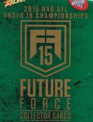 2015 Select AFL Future Force Base Set of 103 cards