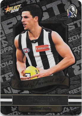 Scott Pendlebury, Best & Fairest, 2015 Select AFL Champions