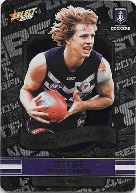 Nat Fyfe, Best & Fairest, 2015 Select AFL Champions