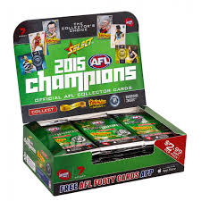 2015 Select Champions AFL 36 pack box
