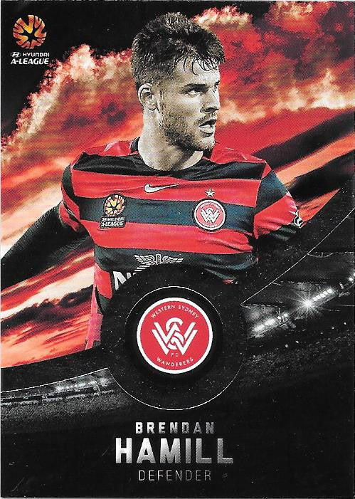 2016-17 Tap'n'Play A-League Silver Parallel Soccer card - 1 to 100 - Pick Your Card