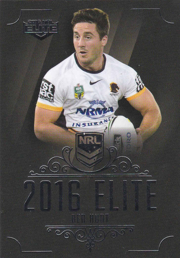 2016 ESP Elite Rugby League Common card