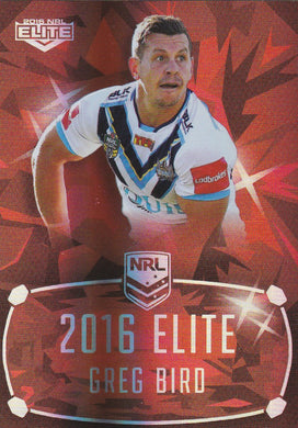 Gold Coast Titans, Ruby Mojo set, 2016 ESP Elite NRL