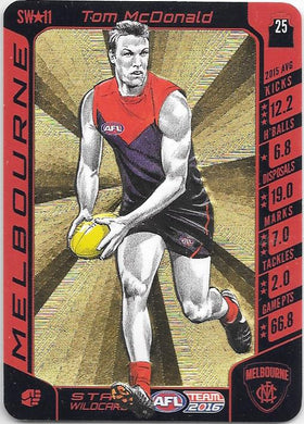 Tom McDonald, Star Wildcard, 2016 Teamcoach AFL