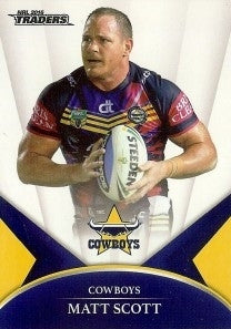 2016 ESP Traders Rugby League Common card