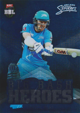 Big Bash Heroes, 2017-18 Tap'n'play CA BBL 07 Cricket - 1 to 24 - Pick Your Card