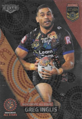 Greg Inglis, All Stars Box card, 2017 esp Elite