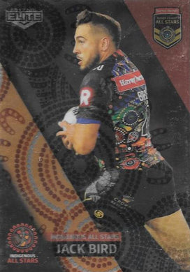 Jack Bird, All Stars Box card, 2017 esp Elite