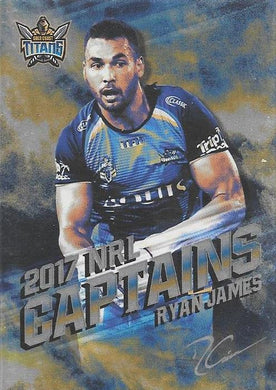 Ryan James, 2017 NRL Captains, 2017 esp Elite