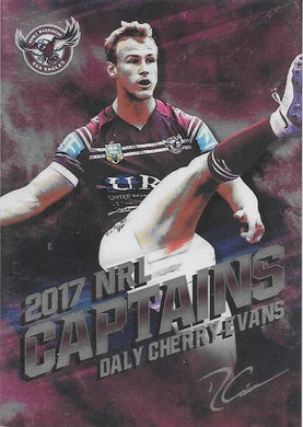 Daly Cherry-Evans, 2017 NRL Captains, 2017 esp Elite