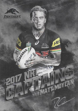 Matt Moylan, 2017 NRL Captains, 2017 esp Elite