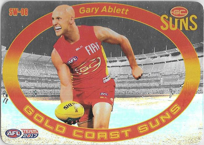 Gary Ablett, Star Wildcard, 2017 Teamcoach AFL