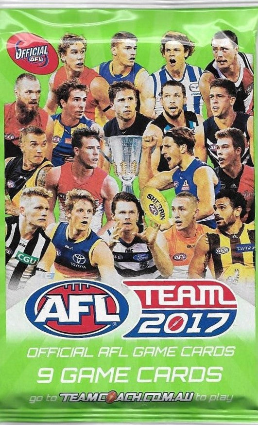 2017 Teamcoach AFL Pack