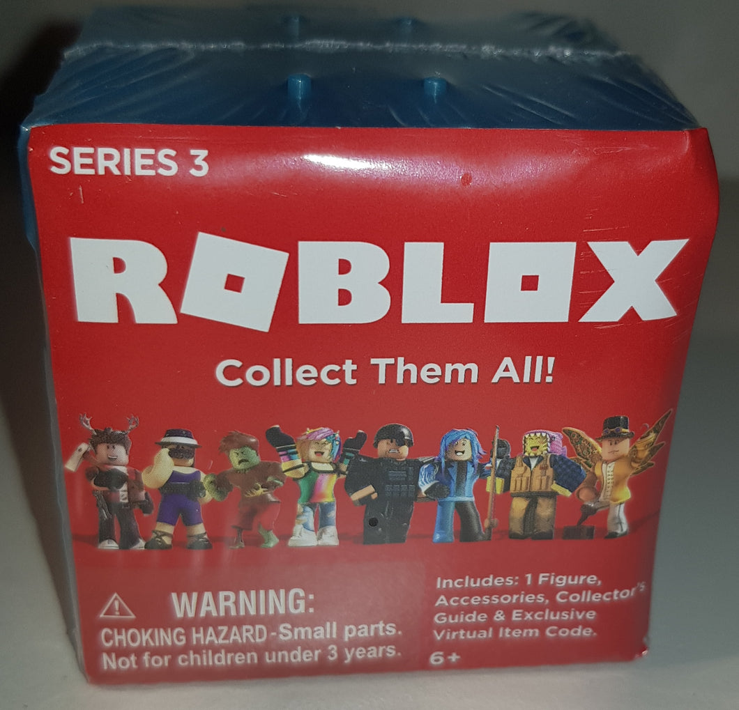 Roblox Mystery Box Series 3 - Roblox Mystery Figures Series 3