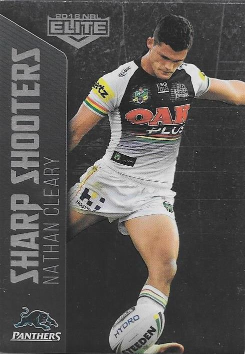 Nathan Cleary, Sharp Shooters, 2018 TLA esp Elite NRL