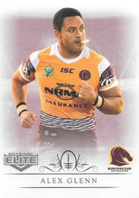 2018 ESP TLA Elite Rugby League Common card - 1 to 99 - Pick Your Card