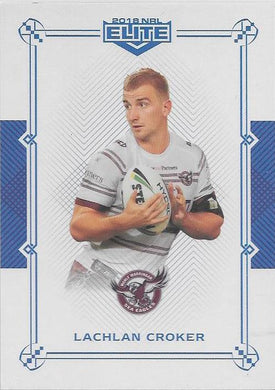 05/20, Manly Sea Eagles, Sapphire Mojo set, 2018 TLA esp Elite NRL