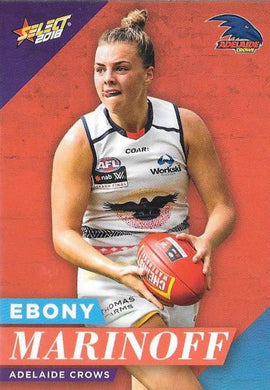 AFLW Womens Subset, 2018 Select Footy Stars