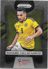 2018 Panini Prizm World Cup Soccer Base Common card - 1 to 100 - Pick Your Card