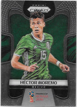 2018 Panini Prizm World Cup Soccer Base Common card - 101 to 200 - Pick Your Card