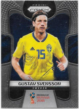 2018 Panini Prizm World Cup Soccer Base Common card - 201 to 300 - Pick Your Card