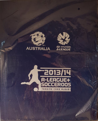 2013-14 SE A-League Soccer Folder