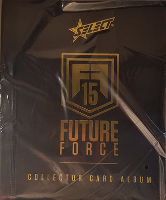 2015 Select AFL Future Force Collector Card Album
